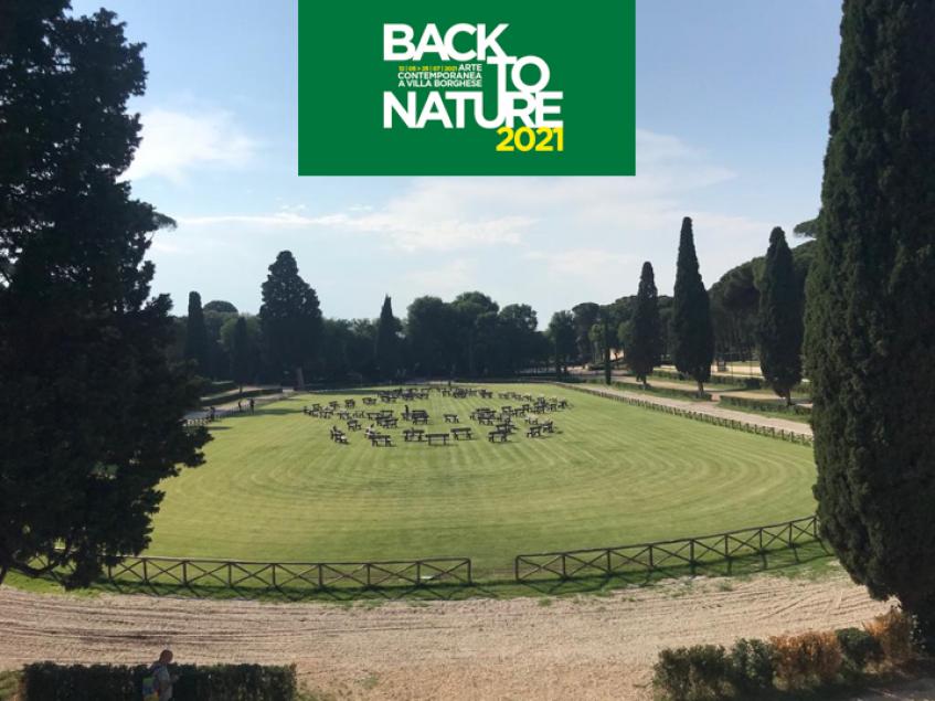 """ARTECARGO per il """"Terzo Paradiso"""" di Michelangelo Pistoletto – BACK TO NATURE 2021"""