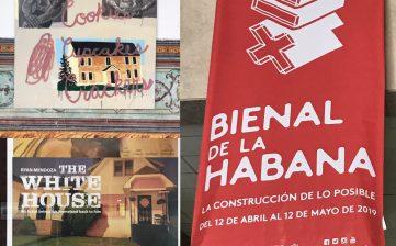 ARTECARGO by Italia Cargo 13° Bienal of La Habana, Cuba, La Habana 12.04.2019