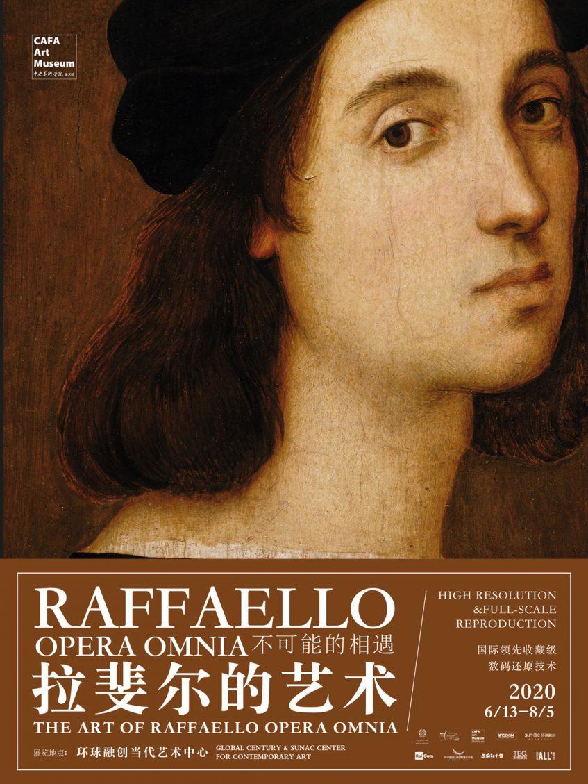 ARTECARGO by Italia Cargo trasporta RAFFAELLO OPERA OMNIA di RAI COM in CINA – Kunming 13.06.2020